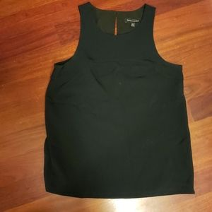 Banana Republic Black professional synthetic tank